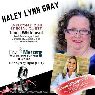Marketing Yourself with Jenna Whitehead