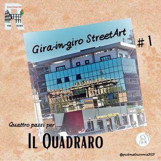 Streetart al Quadraro #1