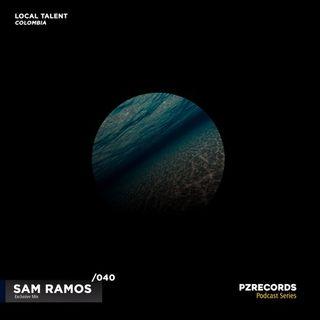 Sam Ramos - [PZR040] - Exclusive Mix