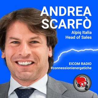 Andrea Scarfò, head of Sales Italy per Alpiq