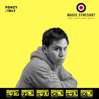 "Magic SYNCSHOT: Fonzy ""idly"""