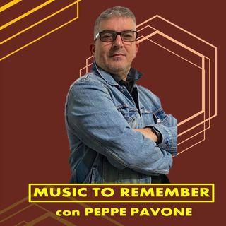 Radio Tele Locale _ Music To Remember con Peppe Pavone   POP'S LADIES