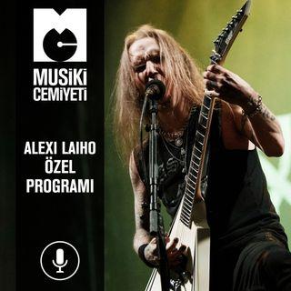 Alexi Laiho Özel Programı