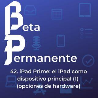BP42 - iPad Prime- el iPad como dispositivo principal (1) - Opciones de hardware