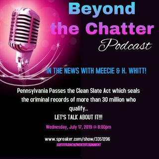 In The News With Meecie and H. Whitt   S2  Ep19