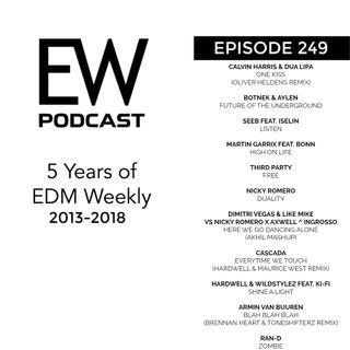 Songs of Summer 2018 | EDM Weekly Episode 249