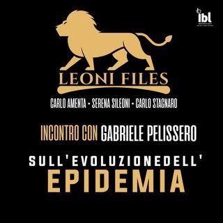 Sull'evoluzione dell'epidemia: incontro con Gabriele Pelissero