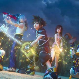 Liquid Gamer Podcast - Kingdom Hearts III