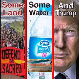 "Episode 54 ""Some Land, Some Water, and a Trump"""