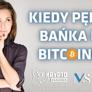 Kiedy pęknie bańka na Bitcoinie? Moja analiza sytuacji na rynku kryptowalut