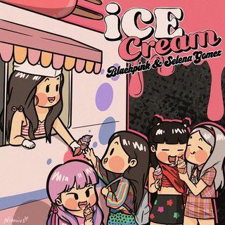 BLACKPINK & Selena Gomez - Ice Cream (Huseyin Yavas Remix)
