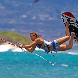 Kiteboarding Competition Foxton Beach, NZ: Glen Butcher Interview