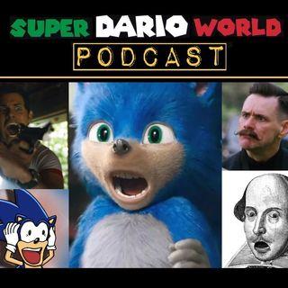 SDW - Ep. 14: Sonic & Shakespeare