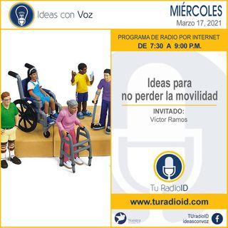 Ideas para no perder la movilidad