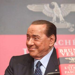 Berlusconi, senilità o rancore?