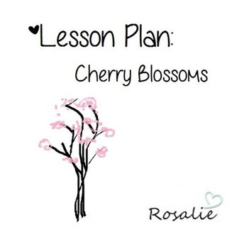 Art Lesson Plan – Cherry Blossoms