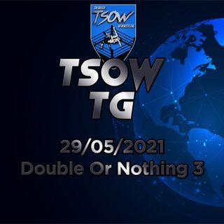 TSOW TG 29/05 - Double or nothing 3