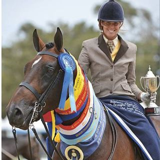Youth Radio - FEI Equestrian Hacia Atherton