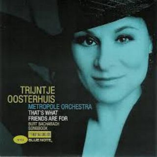 Trijntje Oosterhuis-That's what friends are for