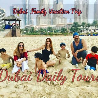 THE PERFECT DUBAI ITINERARY – 5 DAYS IN DUBAI TOURS
