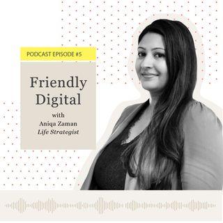 Let's talk with Life Strategist Aniqa Zaman