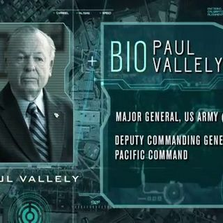 General Paul Vallely, Richard Baris & Sean Mireskandari