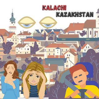 Ep. 3 Kazakhstan – The mysterious village where people sleep for days