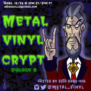 Metal Vinyl Crypt - Volume II - The Abomination!!
