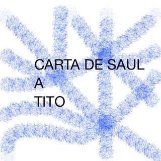 CARTA DE SAUL A TITO