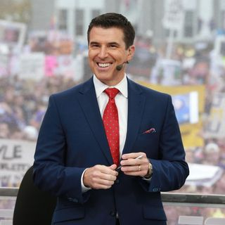 Rece Davis - ESPN College GameDay Host (10/11/18)