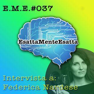 Lavorare al meglio con la fotografia: Intervista a Federica Nardese #037