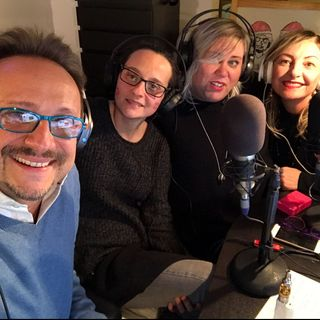 12.01.2017. (115) Dopocena con... Paola Majano, Gaia Bolognesi e Ombretta Stefani