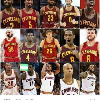 Cavaliers Basketball Pod #1
