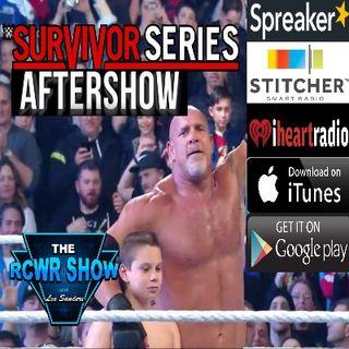 WWE Survivor Series 2016 Aftershow
