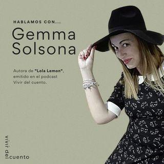 Hablamos con Gemma Solsona