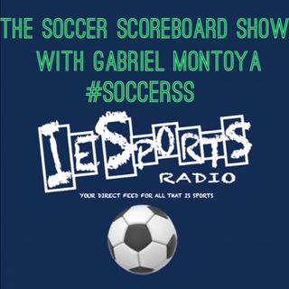 The Soccer Scoreboard Show- Will MLS ever come back?! Quotes from around the league