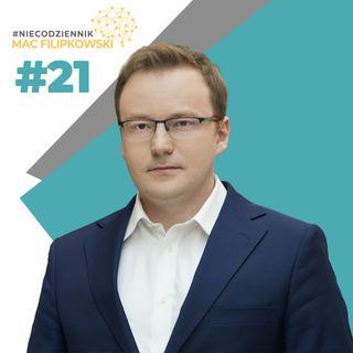 #NIECODZIENNIK-pozyskiwanie finansowania dla startupu-Michał Rokosz