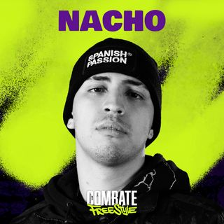 Bio Nacho - Combate Freestyle fecha 8 🇦🇷