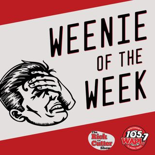 Weenie(s) of the Week for September 3, 2021