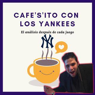Yankees campeones de la División Este de la Americana - EDICIÓN ESPECIAL DE CAFECITO CON LOS YANKEES