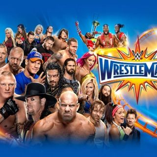 WRESTLEMANIA 33 REVIEW PART 1
