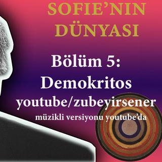 Sesli Kitap - Sofie'nin Dünyası - 5. Bölüm: Demokritos