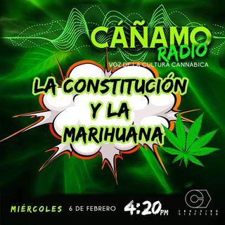 Cáñamo Radio 420 06 Febrero (grabado)