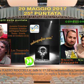 Radiografia Scio' - N.25 del 20-05-2017