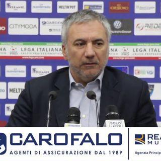 """DS Lecce: """"Play-off e play-out in A? Nessuno speculi su questo, non si può fare in corso d'opera"""""""