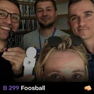BITES 299 Foosball