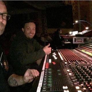 Bryan Holroyd - Rock 'n Roll Stage Manager and JessMessin' Tour Support