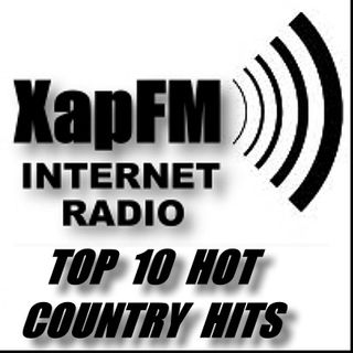 Top 10 Hot Country Hits -  Aug 20, 2016