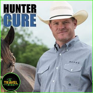 Hunter Cure | 2 time world champ steer wrestling cowboy and family man
