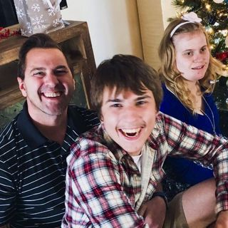 Dad to Dad 129 -- Teacher Michael Striegl Dedicates His Life To Kids Including His Two Children With Autism